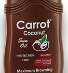 100% CARROT SUN LOTION SPRAY COCONUT 200ML
