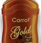 100% NATURAL CARROT SUN LOTION SPRAY GOLD 200ML
