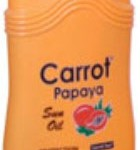 100% CARROT SUN PAPAYA LOTION SPRAY 200ML