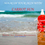 CARROT SUN PICTURE-NOURISH