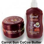 Carrot Sun CoCoa Butter 350ml-Oil 200ml