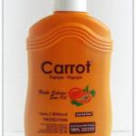 NEW Carrot Sun Papaya Lotion Spray 200ml