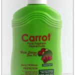 NEW Carrot Sun Tropical Fruits Lotion Spray 200ml